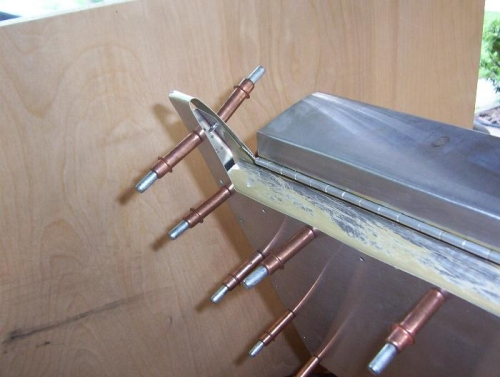 Safety Wire Hinge Pin