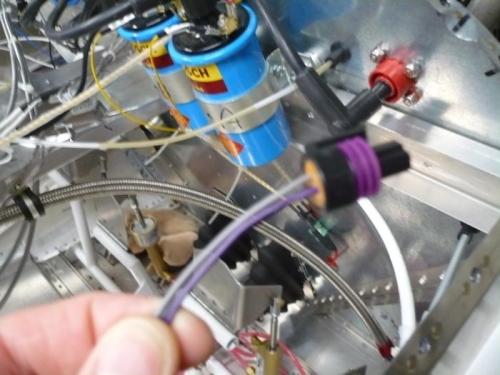 Fuel Pressure plug