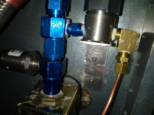 Top of fuel pumps