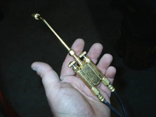 meco midget torch