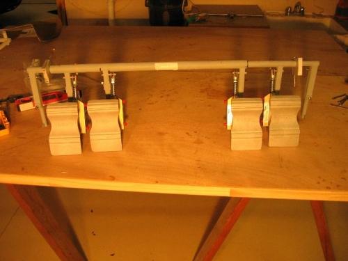 Rudder Pedel assembly