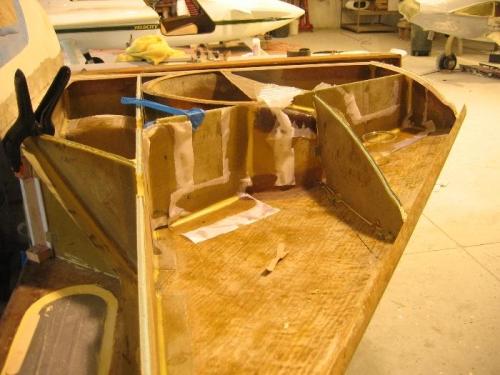 Pilot side bulkheads