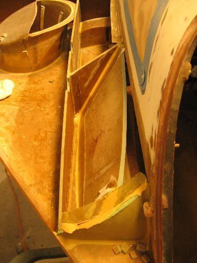Baggage bulkhead