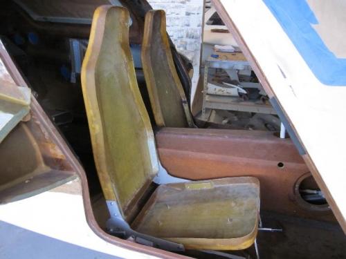 Copilot seat