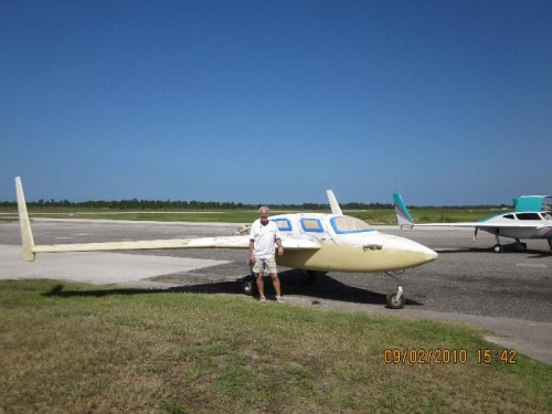 Me and my airplane