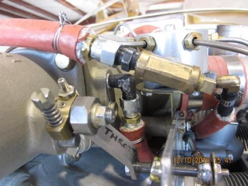 90 deg steel fitting for MP
