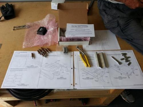 Aileron Trim kit from Vans