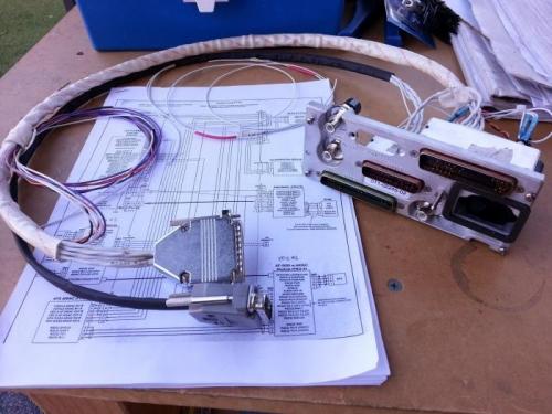 Garmin GTN 650 loom