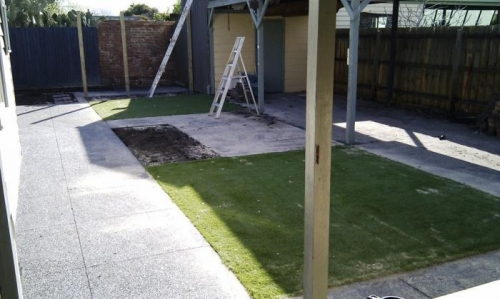 Grass In :-)