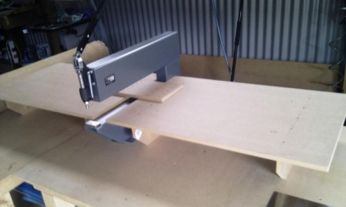 New Dimpling Bench
