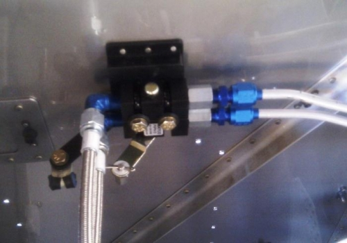 Airward/Matco parking brake kit