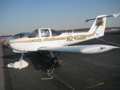 IFR equiped Aircraft