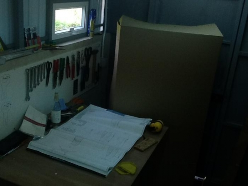 New smaller workbench
