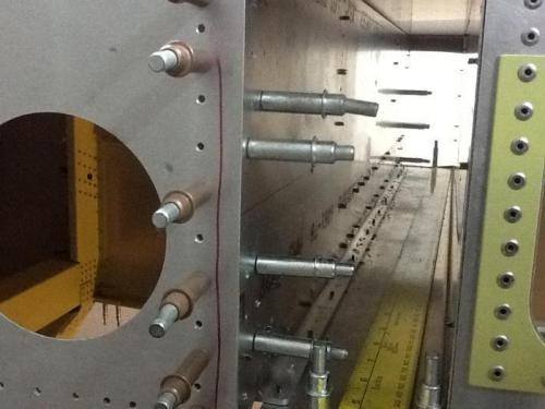 Spar tunnel
