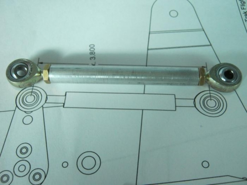 Push tube supplied from trutrac