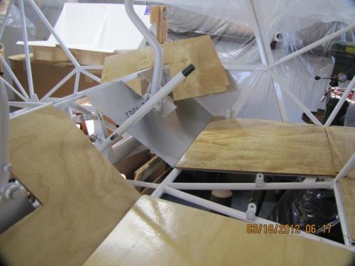 6061 T6 Aluminum Floor