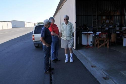 Harry & Ed Discuss RV-6 Construction