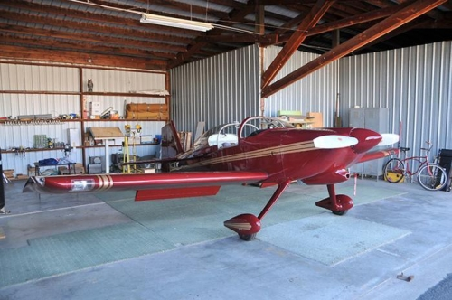 The New RV-6