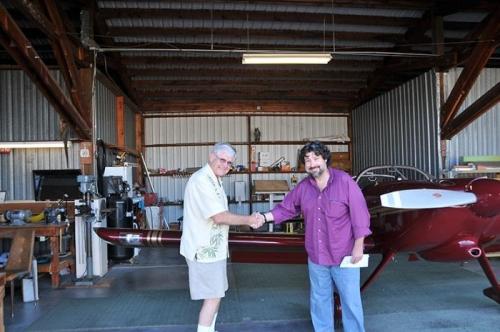 Matt & Ed Finalize The Deal
