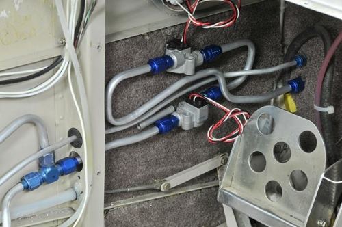 New FloScan 201b Transducer Installation