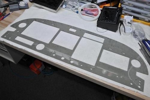 Plexiglass Panel Mockup