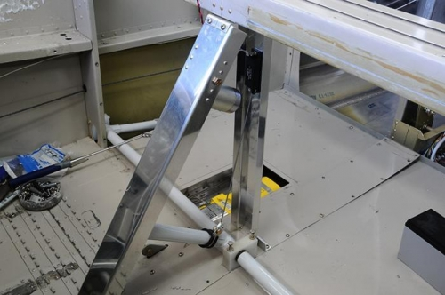 Electric Flaps - Position DOWN
