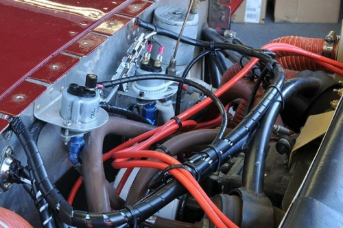Engine Compartment Reassembly