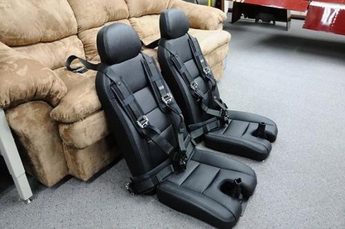 Classic Aero - Aviator Seats w/ Headrests