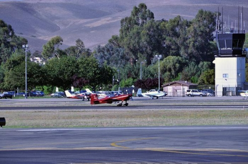 Test Flight - Landing