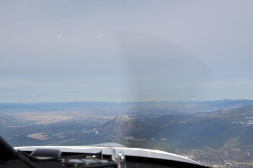 Enroute To Albany - Siskiyou Valley