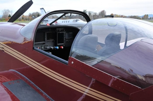 Classic Aero Designs - RV-6 Ready For Trip Home
