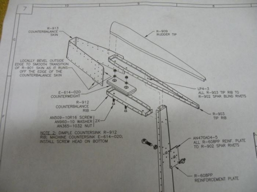 R-912 Orientation on the Plans