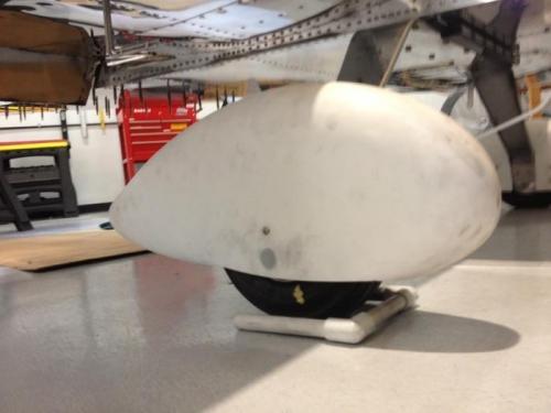 Installed Cap to access valvestem