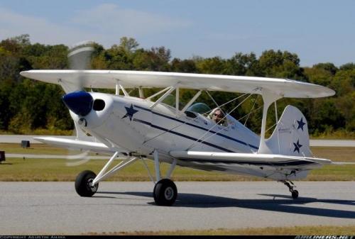 SA750 Acroduster too