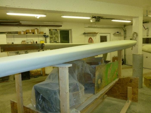 Leading edge got primer