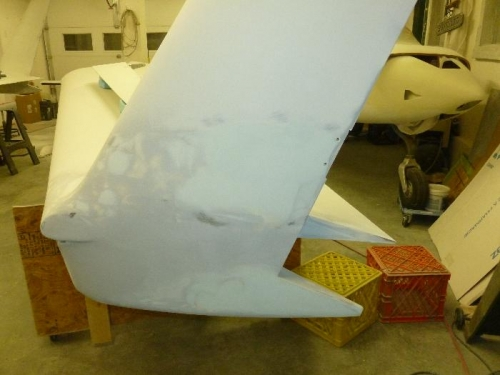 Blocked out and ready for primer