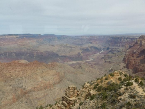 Grand Canyon looking East