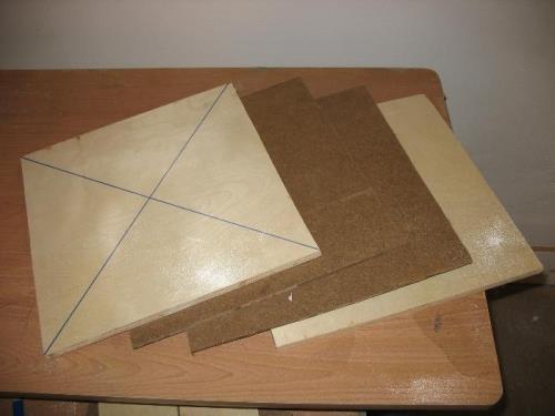 Rough Cut of Materials