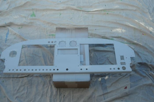 Primed panel