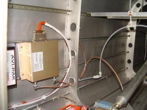 Antenna cabling