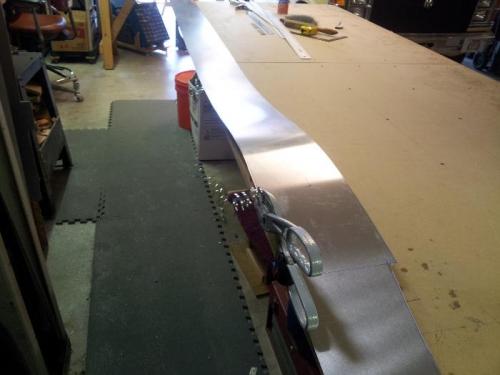 main web cut and trim