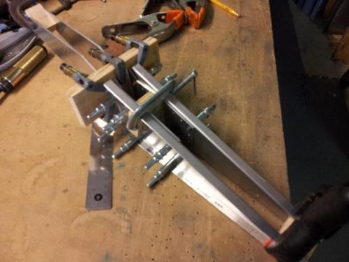 ballance weight assembly