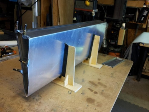 jigging up aileron