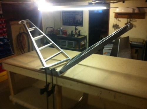 Stabilator Structures Complete
