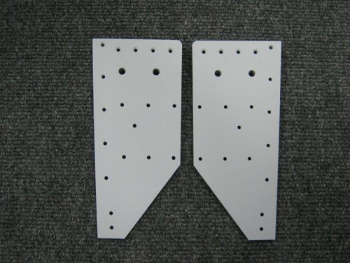F1205B rolbar attach plates-TOP