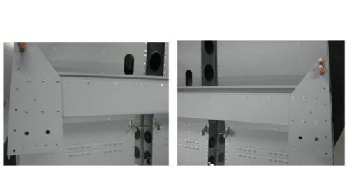 Installed F1205B L&R rollbar attach plates