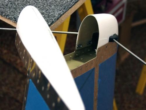 VOR Antenna Mounting