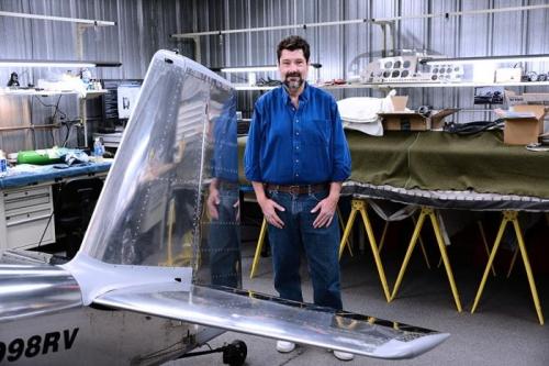 Hangar Final Assembly Continues