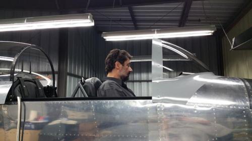 Matt Tries Front & Rear Cockpits