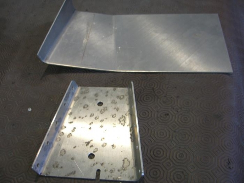 Comparing bend angle with factory part
